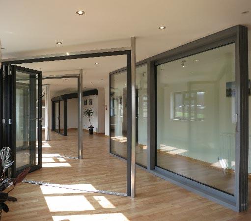 Alumen Showroom & Showroom Now Open | Aluminium Doors Windows and Conservatories ...