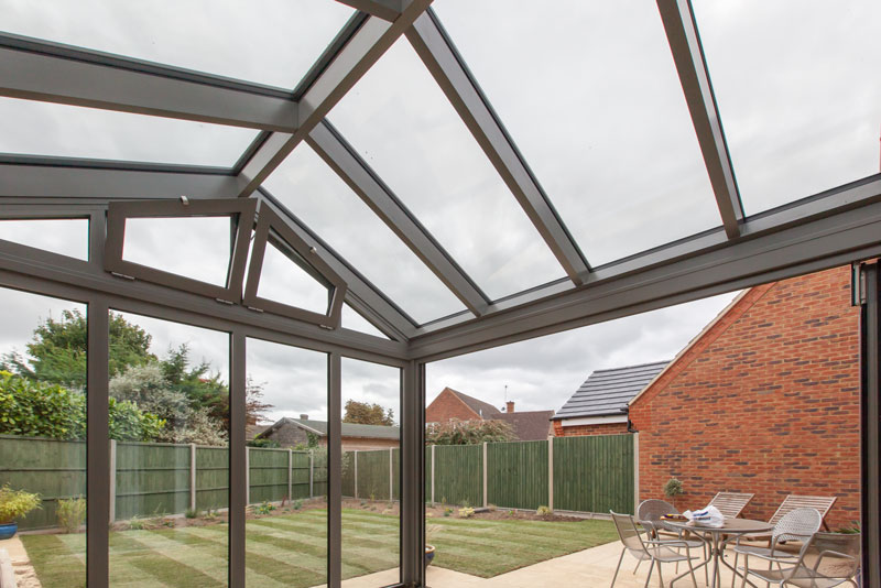 Aluminium Conservatories Contemporary Design Ideas And