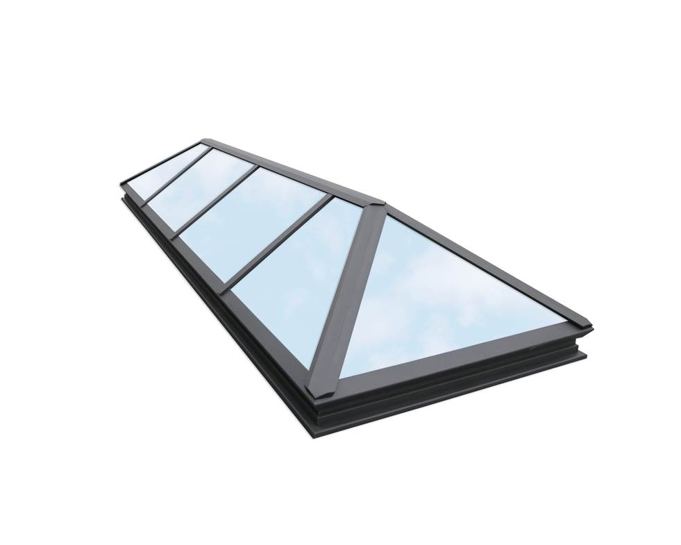 Aluminium Roof Lantern manufactured by Alumen