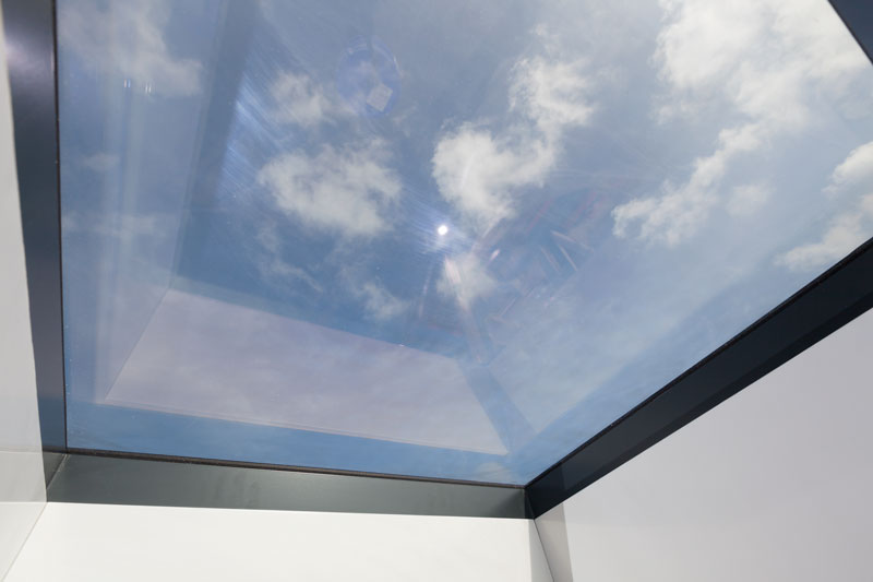 Internal View of Aether Rooflight