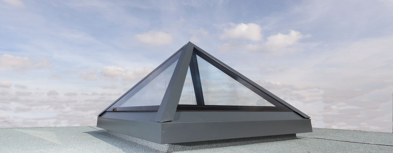 Rooflights by Alumen