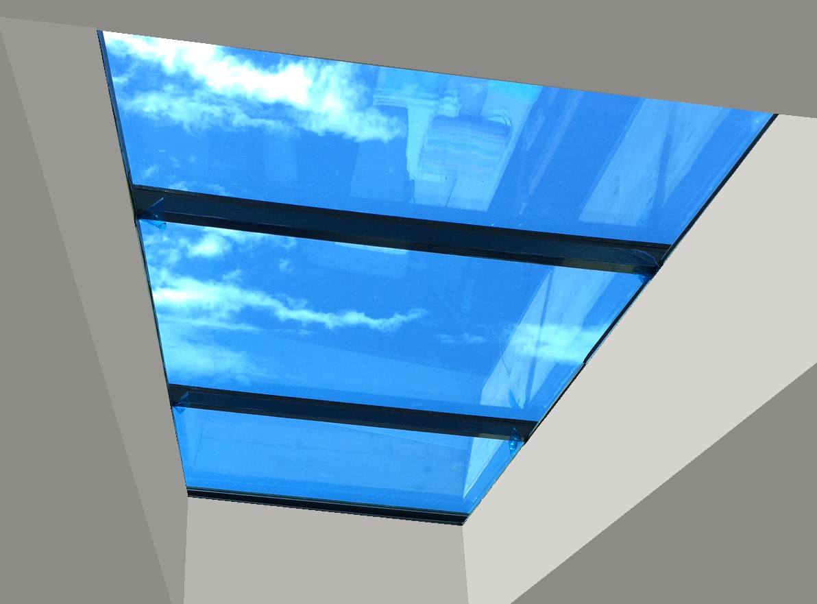 Aluminium Rooflights and Skylights