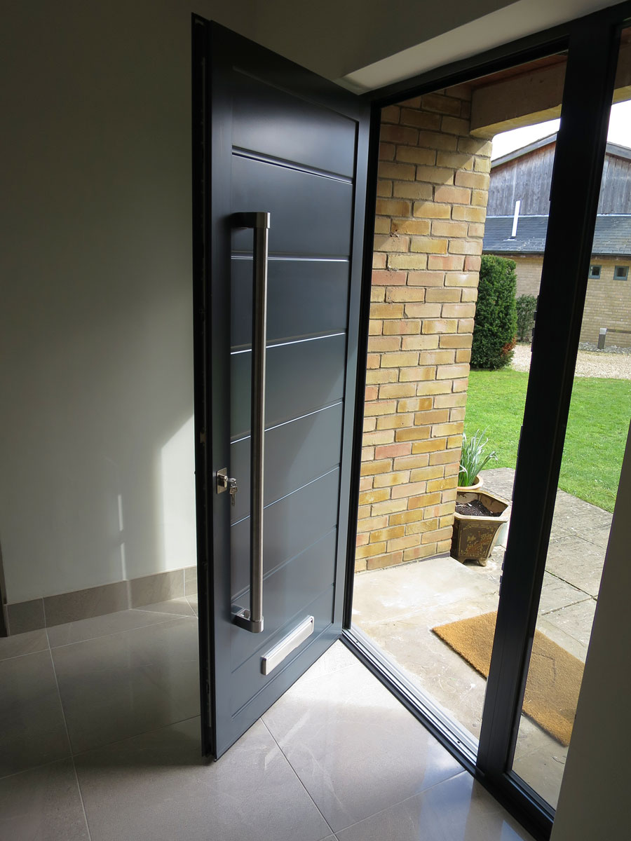 Contemporary door contemporary exterior doors for Contemporary house doors