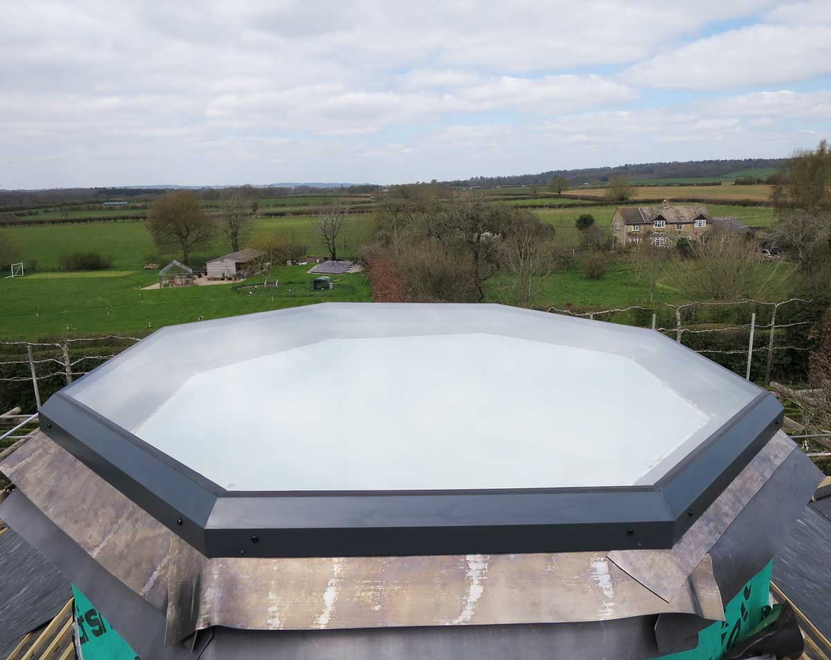 Octagon Rooflight