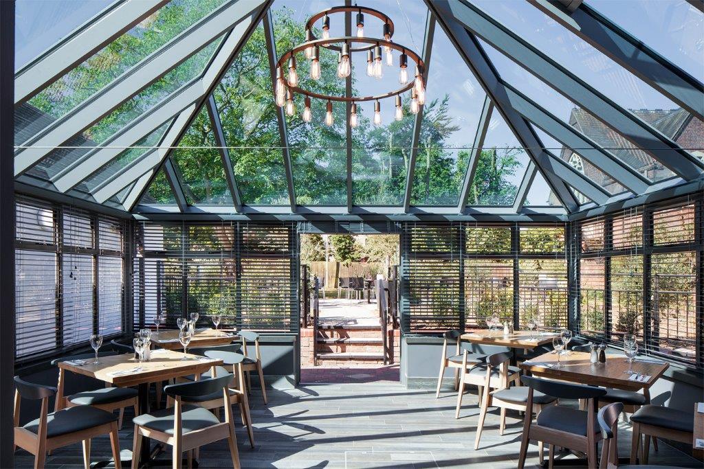 Aluminium Conservatories Contemporary Design Ideas And