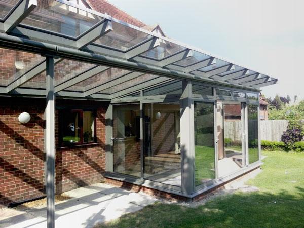 Fabricators Of Aluminium Conservatories Doors And