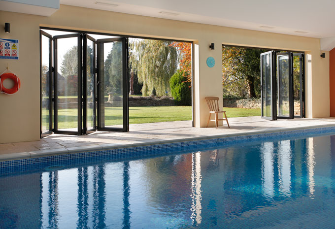Swimming Pool Annexe Project Gallery