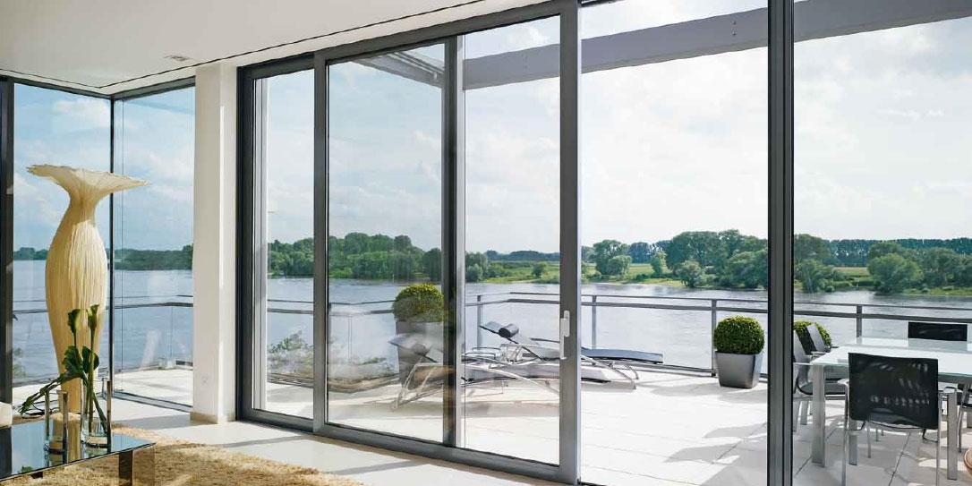 Schuco doors price schuco patio doors ass77pd for Lift and slide doors cost