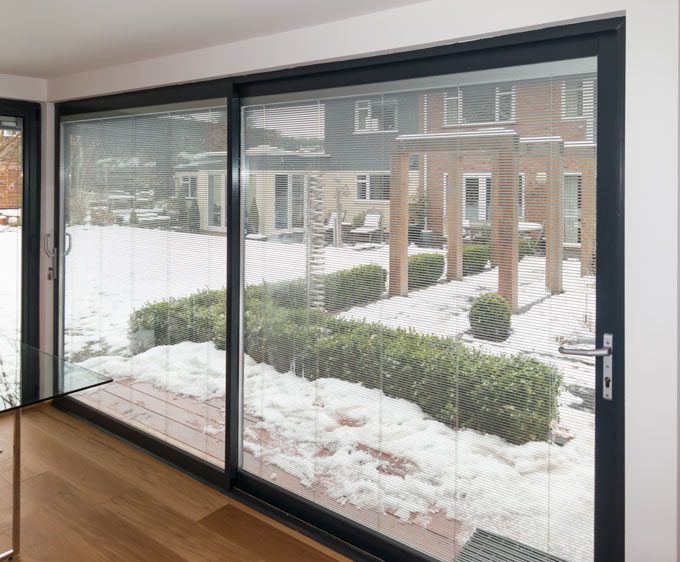 Smart Slide 2000 Sliding Patio Door Aluminium Doors