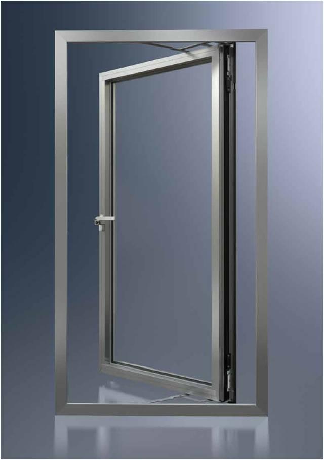 Schuco Aws70sc Slimline Casement Window Schuco Aluminium