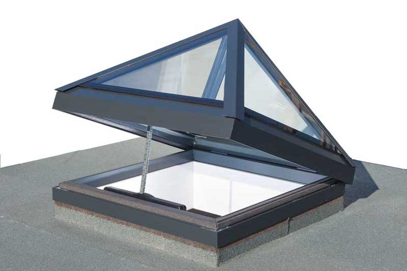 Alumen Olympus Electric Rooflight