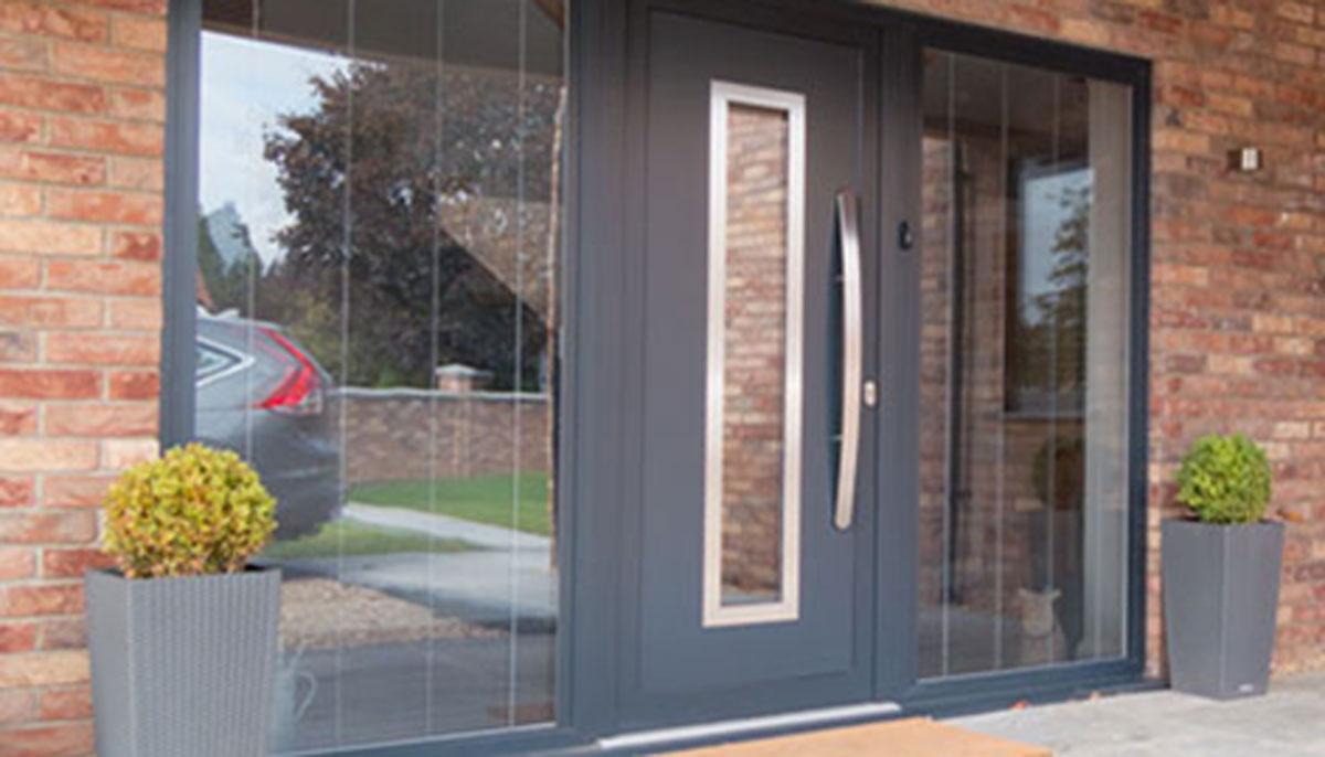 Fabricators of aluminium doors and windows contemporary - Millennium home design fort wayne ...