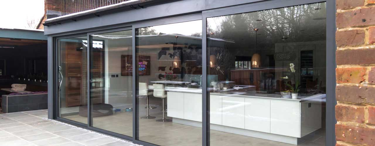 Fabricators Of Aluminium Doors And Windows Contemporary Front