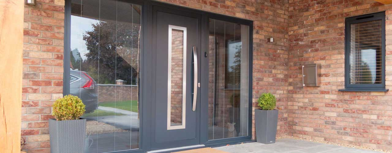Fabricators of Aluminium Doors and Windows | Contemporary Front ...